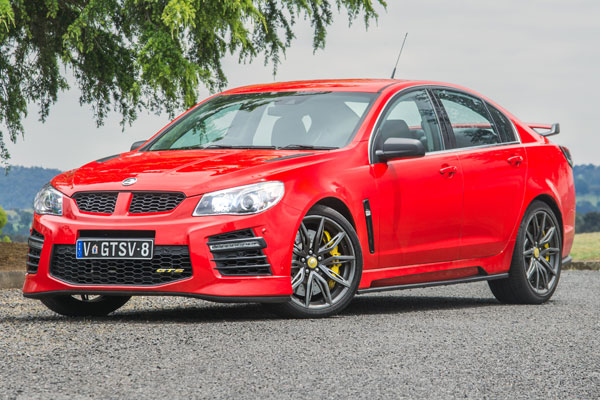 HSV GTS 2017 Review